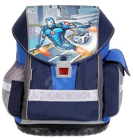 907e804ef4 Emipo Ergo One Roboman - Školní batoh