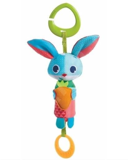 Tiny Love Zvonící králíček Thomas Tiny Smarts - Hračka na kočárek