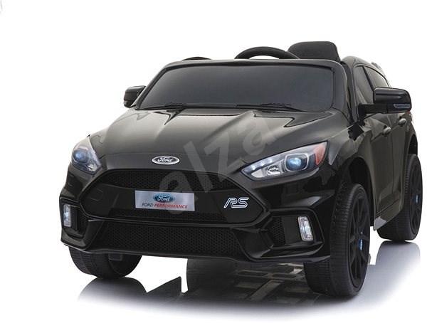 Ford Focus RS černý - Dětské elektrické auto