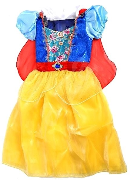 ac7d1e0798df Šaty pro princeznu - Sněhurka - Dětský kostým