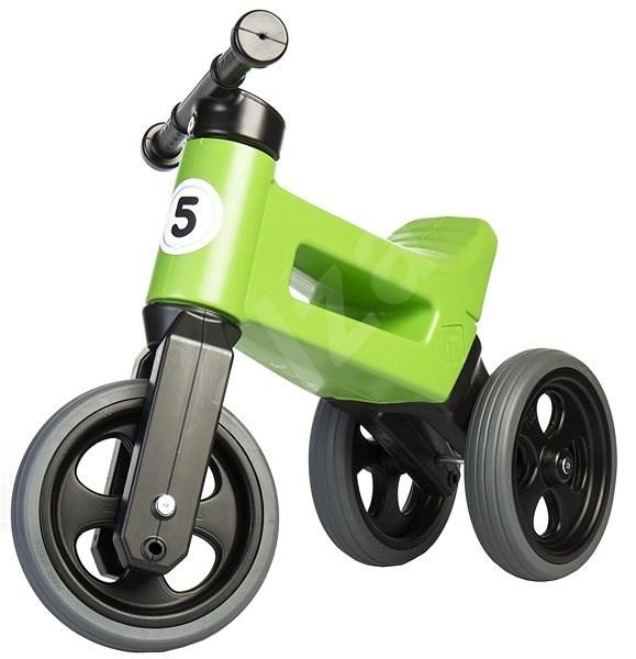 Funny Wheels New Sport 2v1 - zelené - Odrážedlo. PRODEJ SKONČIL 5da0cec94d