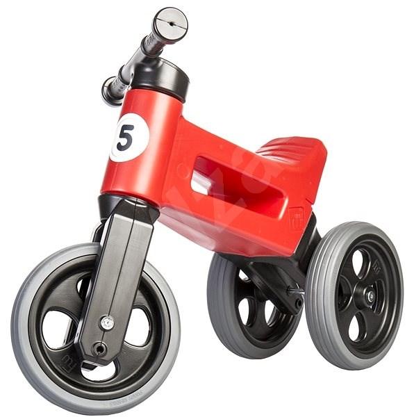 Funny Wheels New Sport 2v1 - červené - Odrážedlo. PRODEJ SKONČIL 11f41f06f7