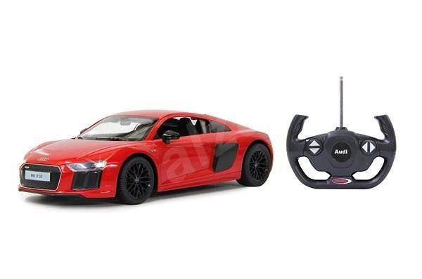 Jamara Audi R8 1:14 - červené - RC auto na dálkové ovládání