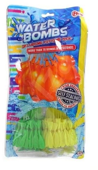 Balónkové vodní bomby - Herní set
