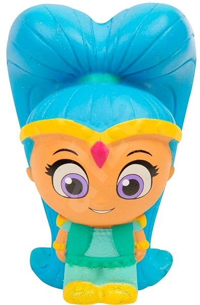 Shimmer and Shine Squeeze - modrá - Figurka