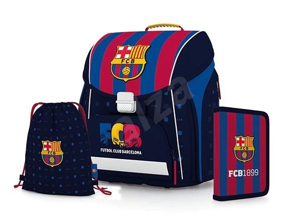 ce88206662b FC Barcelona - Školní set. PRODEJ SKONČIL. Školní set obsahuje anatomický  batoh ...