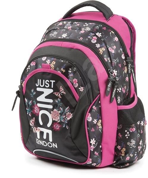 8dc179e60dc OXY Fashion Romantic Nature - Školní batoh