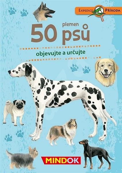 Expedice příroda: 50 plemen psů - Společenská hra