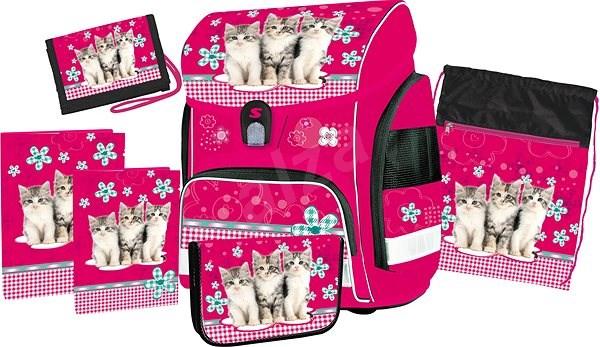 Stil Komplet Cats - Školní set  9653f32348