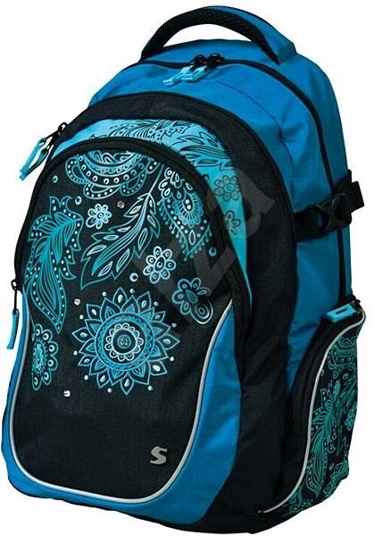 Stil teen Harmony - Školní batoh  ea884bf2b9
