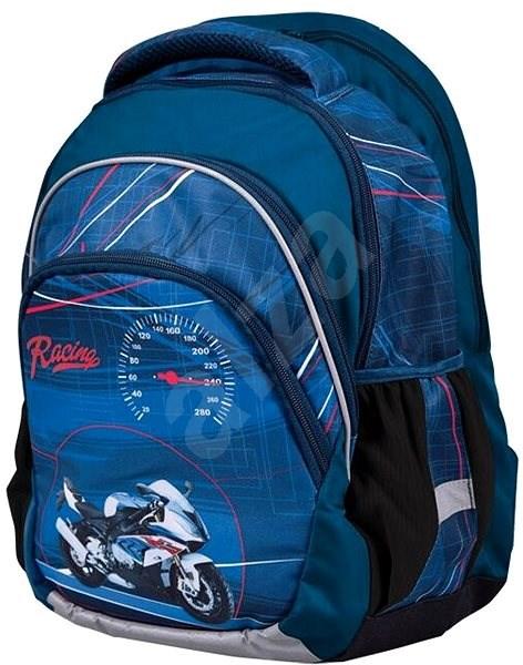 Stil Junior NEW Speed Racing - Školní batoh  e666f8e7d6