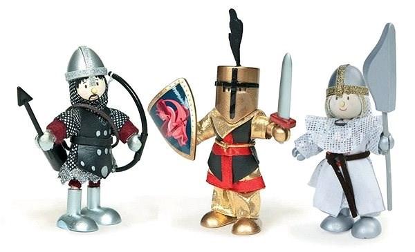 Le Toy Van Hradní rytíři - Figurky