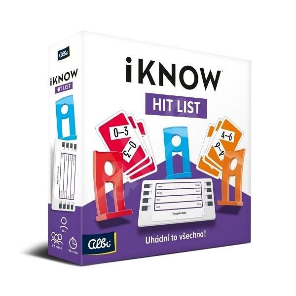 iKnow Hit List - Vědomostní hra