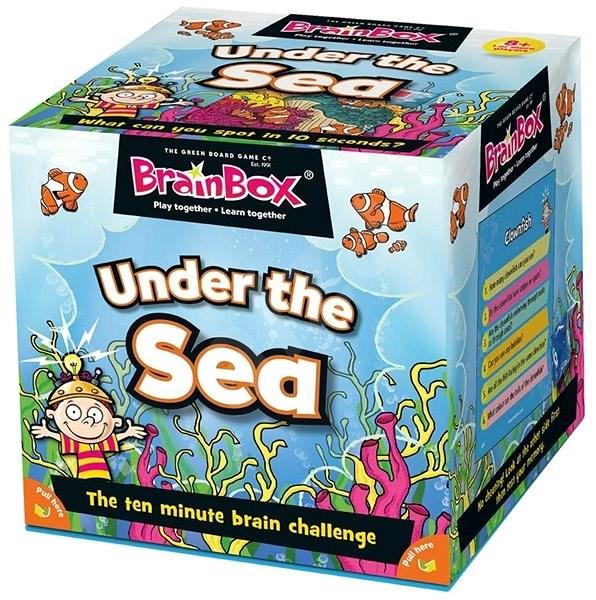 V kostce! Podmořský svět - Vědomostní hra