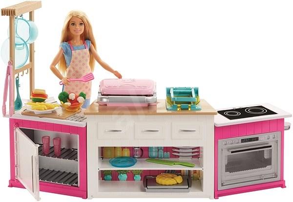 Barbie Kuchyně snů - Panenka