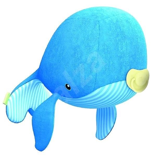 Ocean Hugzzz Octopi Velrybka - Hračka pro nejmenší