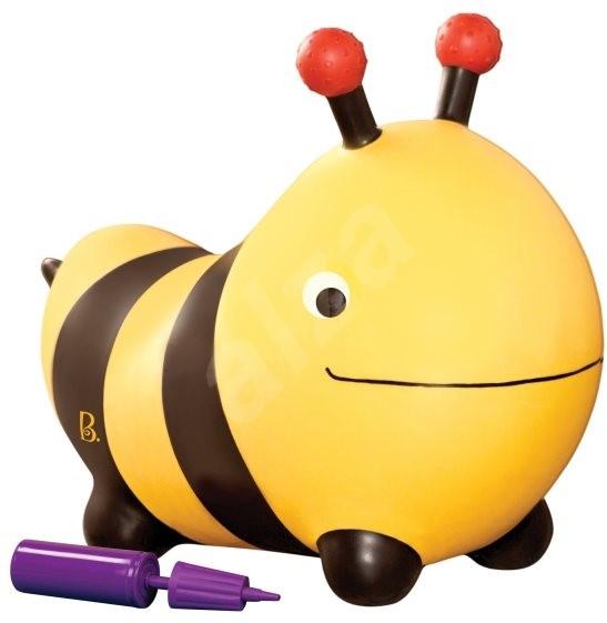 B-Toys Skákací čmelák Bizzi - Dětské hopsadlo