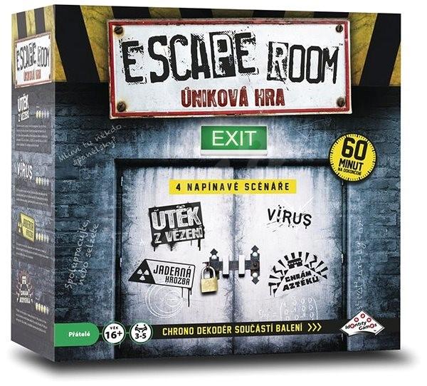 Escape Room - Úniková hra - Párty hra
