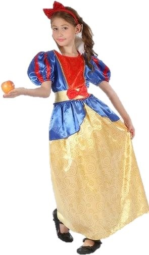 976096bd796b Kostým Sněhurka vel. L - Dětský kostým