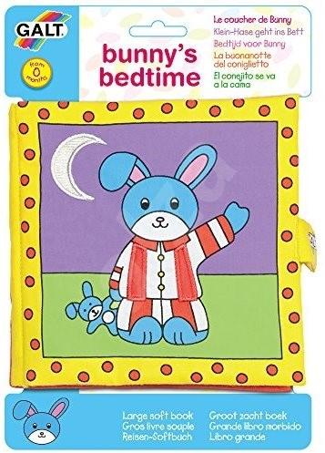Galt Velká dětská knížka – Jdeme spát   - Kniha pro děti