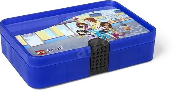 d766676b5 LEGO Friends Úložný box s přihrádkami - fialová - Úložný box | Alza.cz