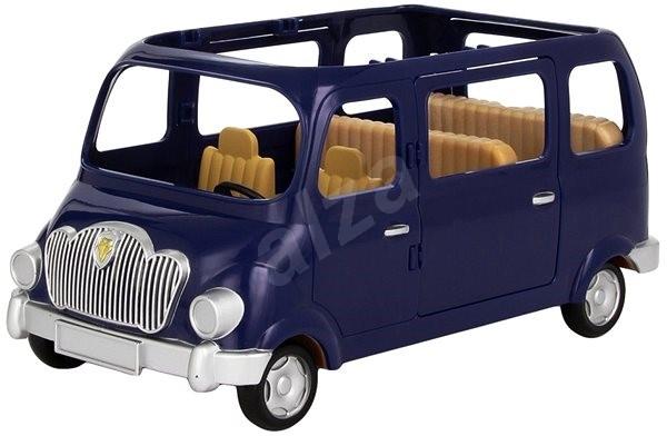 Sylvanian Families Rodinné auto modré - Herní set