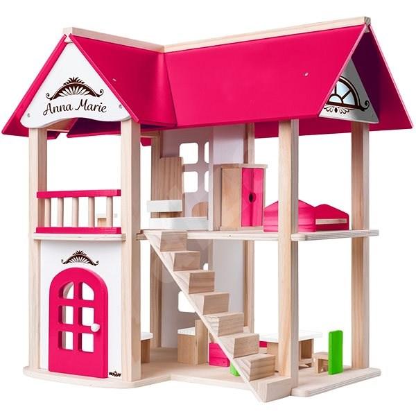 Woody Vila Anna-Marie - Domeček pro panenky