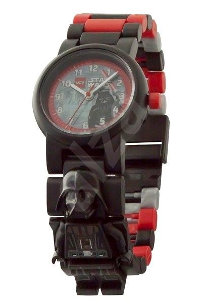89e4eb24072 LEGO Watch Star Wars Darth Vader - Dětské hodinky