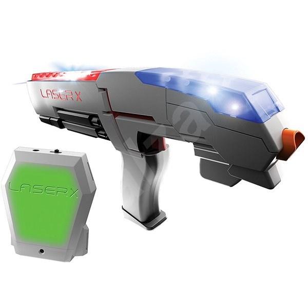 TM Toys Laser-X Pistole s infračervenými paprsky - Dětská zbraň