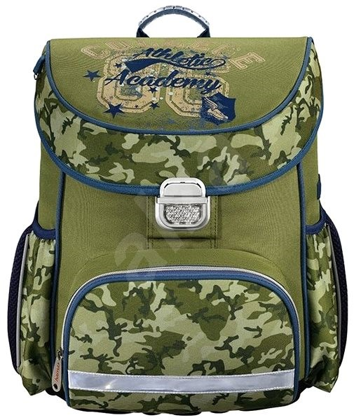 1d682f56bb8 Hama Aktovka Army - Školní batoh