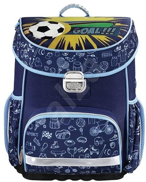 Hama Aktovka Fotbal - Školní batoh  58928dae1e