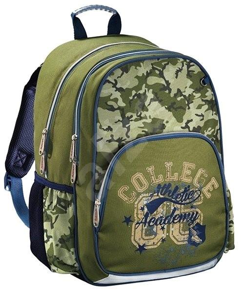 7fd017bede3 Hama Army - Školní batoh