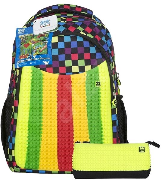 da12218b0ea Pixie Batoh s penálem barevná deska - Školní set. PRODEJ SKONČIL