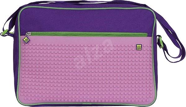 Pixie Messenger fialová růžová - Taška přes rameno  5f93f103b3