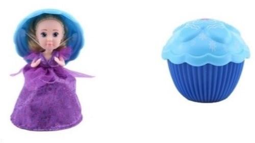 Panenka Cupcake 15cm - Violett - Panenka