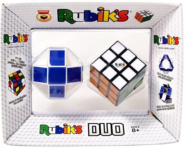 Rubik Duo - 3×3, Twist - Hlavolam