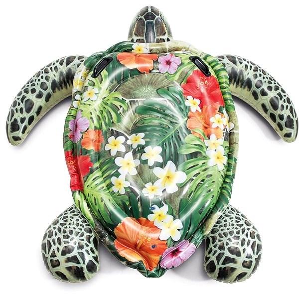 Intex Nafukovací želva s úchyty - Nafukovací hračka