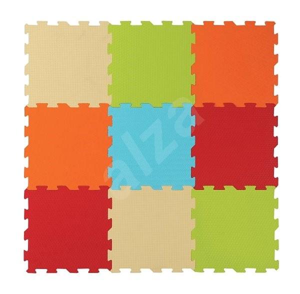 Ludi Puzzle pěnové 90x90 cm - Pěnové puzzle