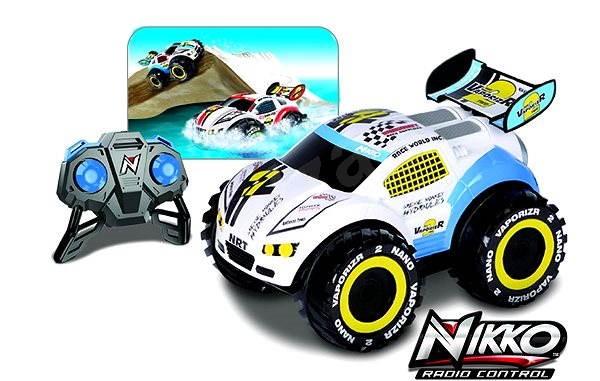 Nikko RC Nano VaporizR 2 modrý - RC auto na dálkové ovládání