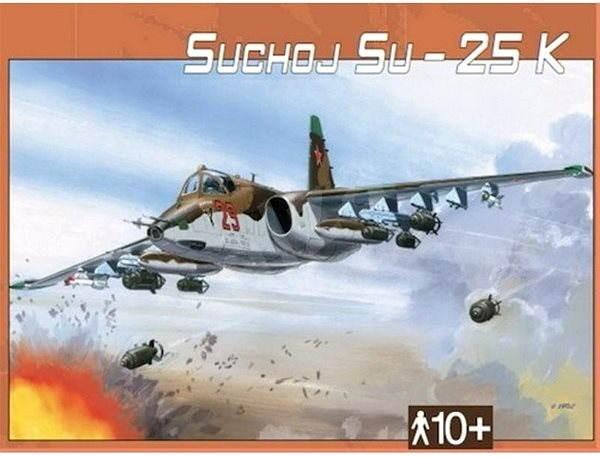 Směr Model Kit 0857 letadlo – Suchoj Su-25 K - Plastikový model