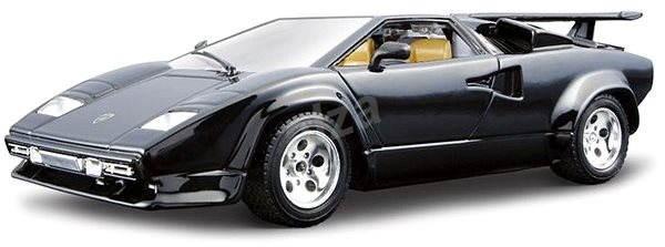 Bburago Lamborghini Countach 1998 - Kovový model
