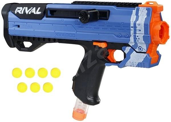 Nerf Rival Helios XVIII-700 – modrá - Dětská pistole