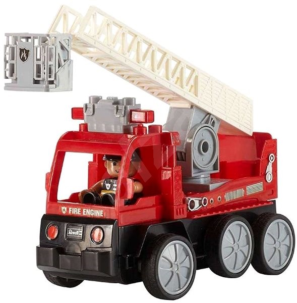 Revell Junior Kit 23001 auto – Fire Truck - Plastový model