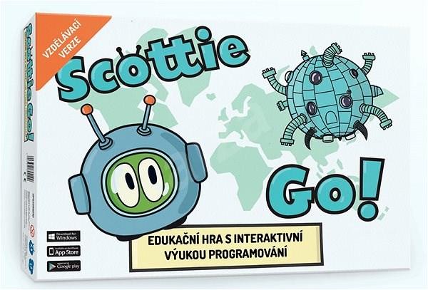 Scottie Go! CZ - Desková hra
