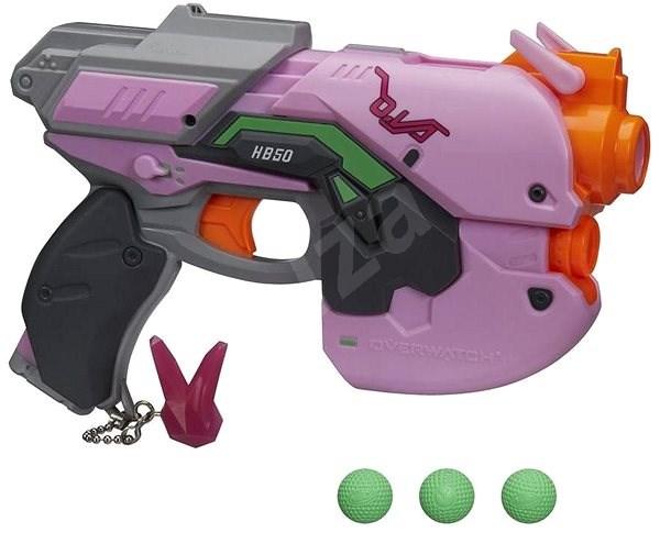 Nerf Rival Overwatch D Va - Dětská pistole
