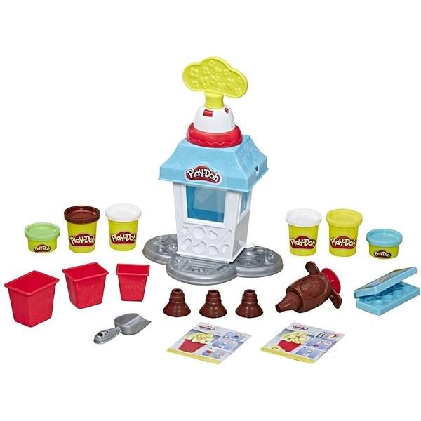 Play-Doh Výroba popcornu - Kreativní sada