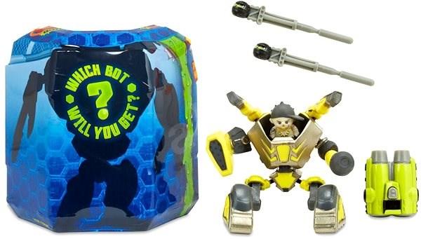 Ready2Robot Bojový set - Figurky