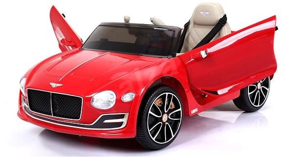 Bentley EXP 12 Prototyp lakované červené - Dětské elektrické auto