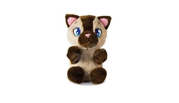 Mini Tickles kočička hnědá - Zvířátko
