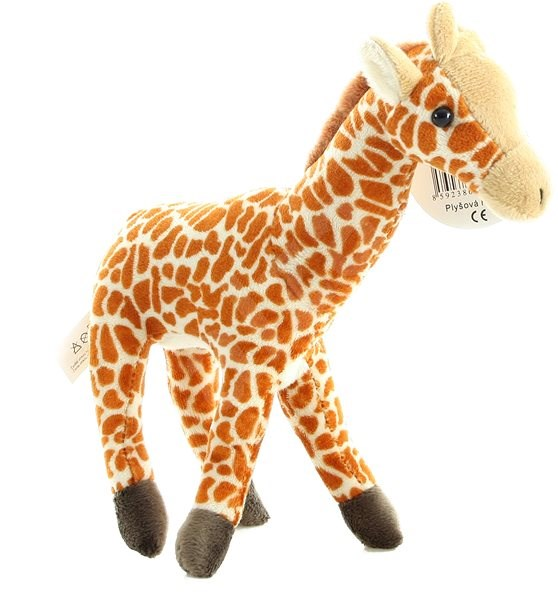 6f66041ee0d Žirafa - Plyšák